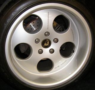 Lamborghini diablo rims