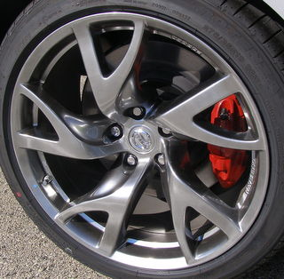 New Refinished Nissan 370z Wheels Rims Wheel Collision Center
