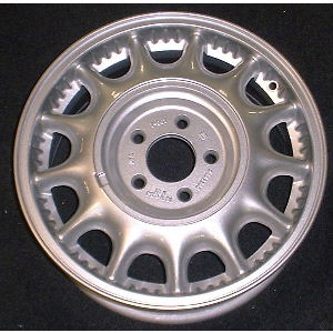 97-99 BUICK PARK AVENUE 16x6.5 13 Spoke with Ribbed Rim SILVER