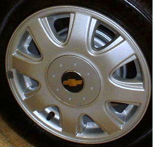 New refinished chevrolet aveo wheelsrims wheel collision center publicscrutiny Images