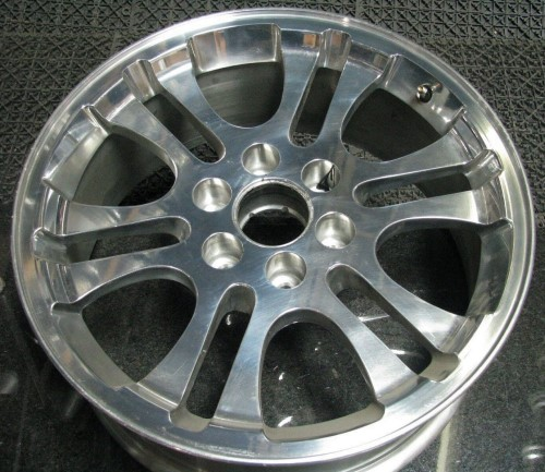 06 CADILLAC ESCALADE/ESV/EXT 20x8.5 Double 6 Spoke w Open Lugs POLISHED - CK631