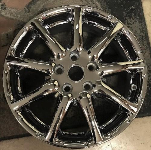 new refinished chevrolet monte carlo wheels rims wheel collision 1969 Monte Carlo SS 454 425
