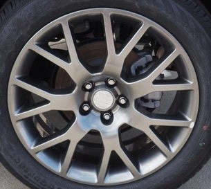 16-19 BUICK ENCORE SPORT TOURING 18x7.5 Contoured 7 Y-Spoke SMOKE BRILLIANT