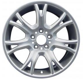 04-10 BMW X3 3.0 SI 19x9 Thin Dished 7 Y-Spoke 3417268 A SILVER REAR - ST 191