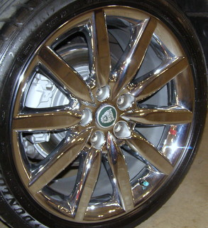 New & Refinished JAGUAR XK, XK8, XKR Wheels/Rims - Wheel
