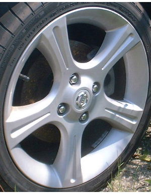 WTB SE-R or V-Spec Rims (2000-2004) - Nissan Forums ...