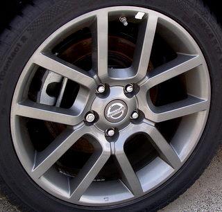 H 62483 Nissan Sentra Se R Spec V 17x7 Thin 5 U Spoke