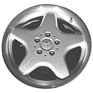 98-99 MERCEDES CLK320 16x8 Rear Soft 5 Spoke AMG 208 CH - REAR