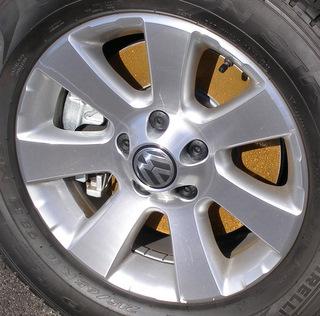 Vw San Diego >> H 69874 Volkswagen Tiguan 2 0t S 16x6 5 Creased 7 Spk Pads