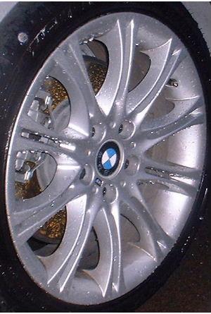 H 71156 Bmw 528xi 535xi Awd 18x8 Et43 Thin Double 10 Spk 8036944 Wheel Collision Center