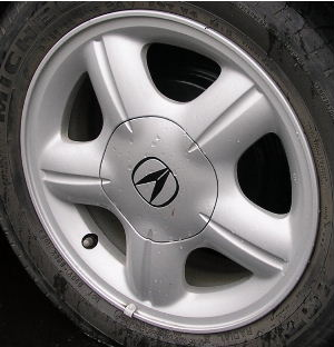 New Refinished ACURA CSXEL WheelsRims Wheel Collision Center - Acura el rims