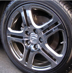 2002 Acura Type on Alloy Wheels Rims Oe Acura Tl Advance Tech 2012 2 5 3 2 3 2l Type S