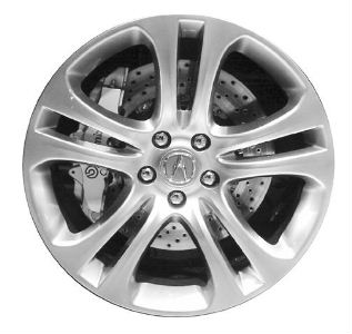Center Acura on New Used   Refinished Factory Aluminum Rims Wheels Acura Rl Advance Se