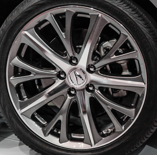 New Refinished ACURA ILX WheelsRims Wheel Collision Center - Acura ilx rims