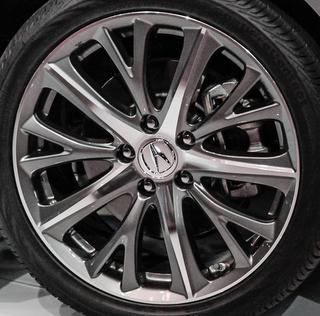 New Refinished ACURA ILX WheelsRims Wheel Collision Center - Acura ilx rims