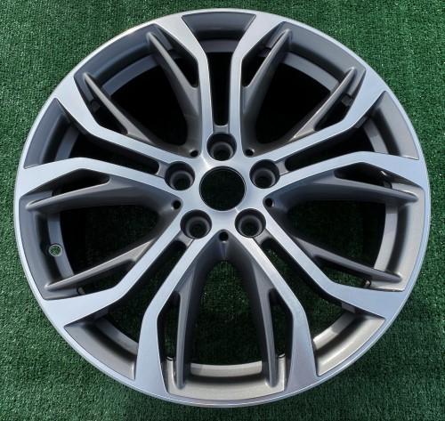 18-20 BMW X2 18x7.5 2 Level Double 5 Y-Spoke B MACH/GREY STYLE 566